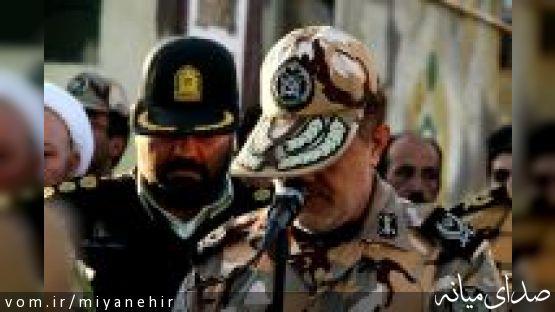 مراسم تشییع پیکر شهید خوش کلام با شکوه هرچه تمام در شهر میانه برگزار شد
