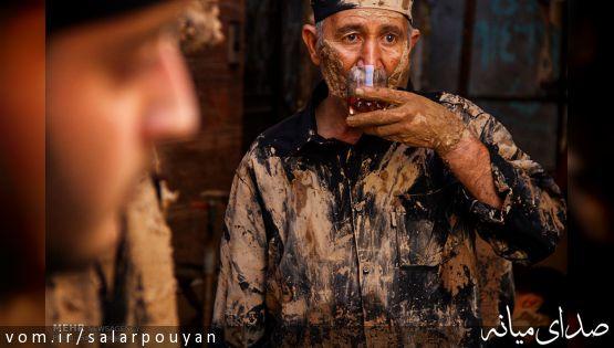 خبرگزاری مهر: آئین (باشی کوللی) گِل مالی در شهر میانه/ عکس: سالار پویان