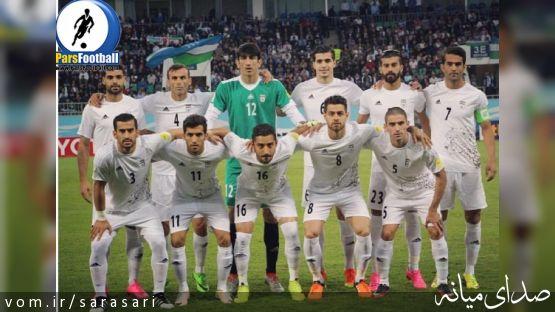 صعود شگفت انگیز ایران در رنکینگ ماه اکتبر فیفا؛ایران در جمع 30 تیم برتر جهان
