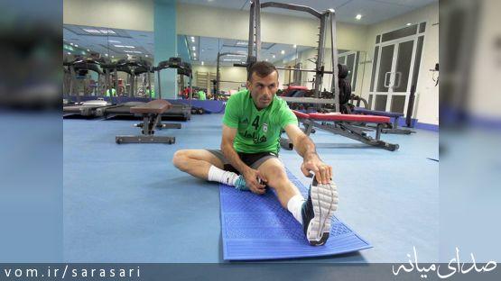 سیدجلال حسینی در  تیم منتخب مقدماتی جام جهانی به انتخاب فرانس فوتبال