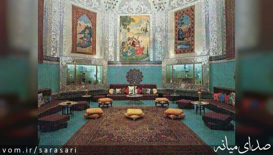 باز کردن در سفارت ایران در آمریکا بعد 37 سال+تصویر