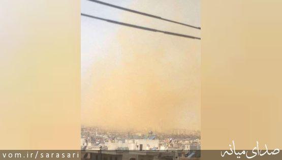 حمله شیمیایی تروریست ها به حلب سوریه +تصویر