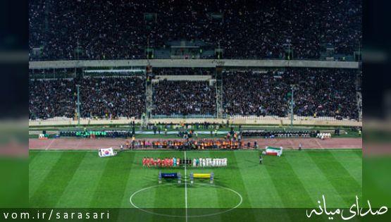 جریمه فدراسیون فوتبال بدلیل سر دادن شعارهای مذهبی تماشاگرانش