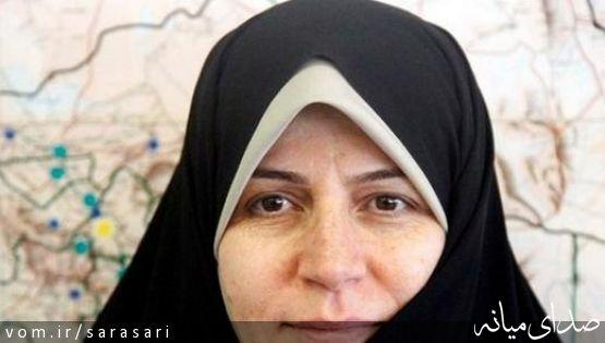 زهرا احمدی پور رییس سازمان گردشگری و میراث فرهنگی شد +تصویر
