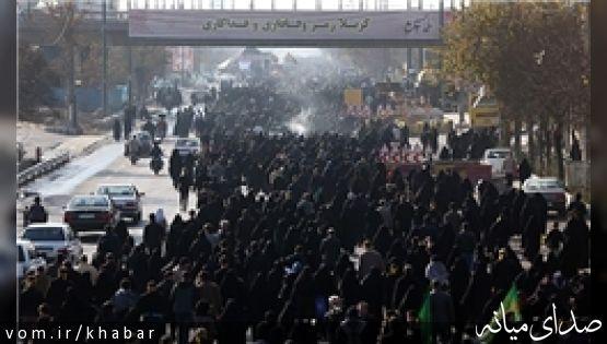 ندای جا ماندگان کوی عشق در تهران طنینانداز شد