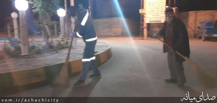 تصویر روابط عمومی شهرداری آچاچی