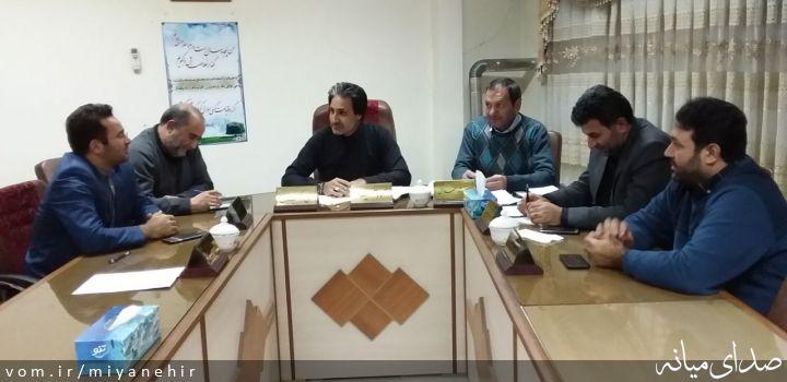 تصویر روابط عمومی شهرداری میانه