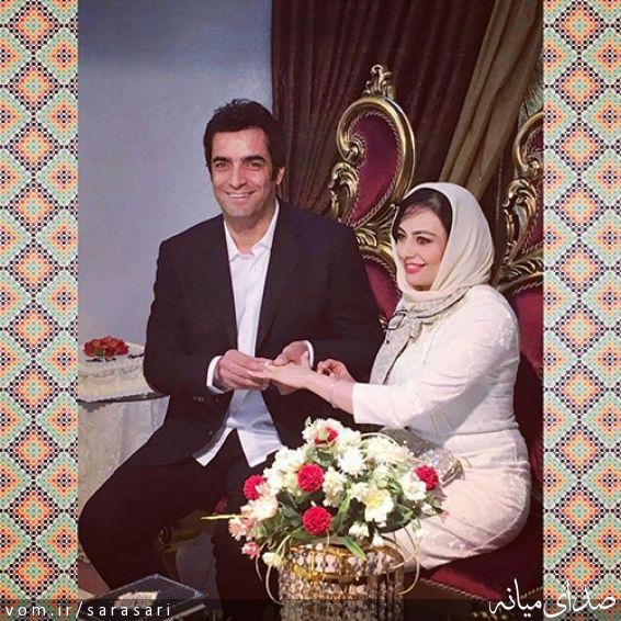 ازدواج یکتا ناصر با منوچهر هادی
