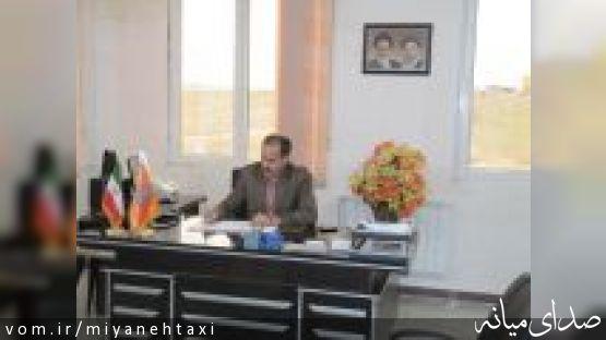 سازمان اتوبوسرانی شهر میانه و حومه رسماً راه اندازی شد