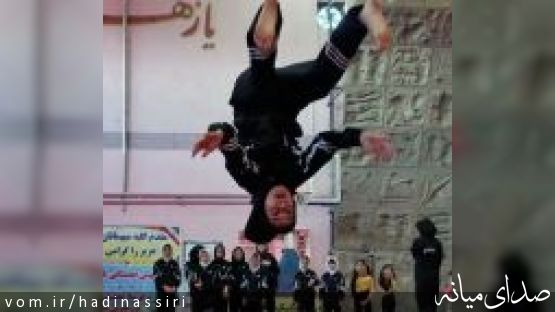 گزارش تصویری:جشن ژیمناستیک میانه-خبرگزاری مهر