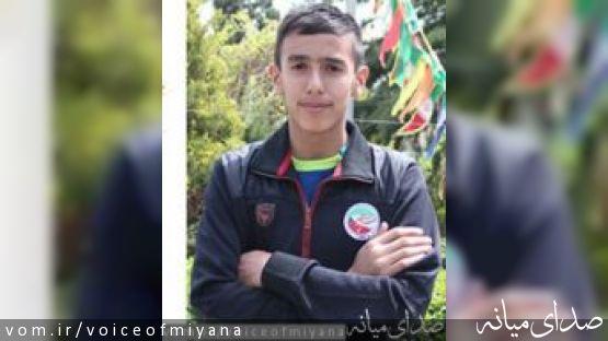 مدال برنز حامداصغری در مسابقات تكواندوي قهرماني نونهالان جهان + تصویر