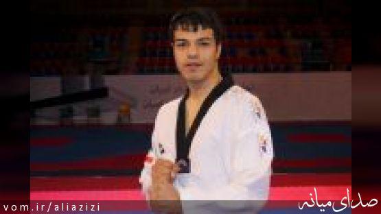 کسب مدال برنز اصغرعزیزی درمسابقات آسیایی فیلپین