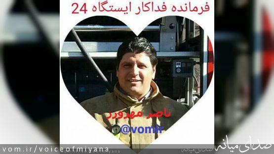 رضا مهرورز :با چه رویی بگوییم برادرمان را زیر آوار جا گذاشته ایم/برادرم فرشته نجاتم شد +تصویر
