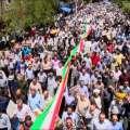 پیام تقدیر فرماندار ویژه میانه از مردم بخاطر حضور باشکوه در راهپیمایی روز قدس