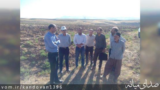 بخشدار کندوان: با مشارکت 1 میلیارد ریالی اهالی روستای دیزج مشکل آب شرب این روستا حل می شود