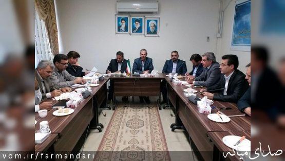 جلسه کارگروه اشتغال و سرمایه گذاری شهرستان میانه تشکیل شد