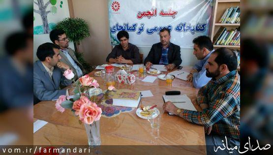 معاون سیاسی و اجتماعی فرماندار: باید روستاها از توسعه کتابخانه ها بهره مند شوند