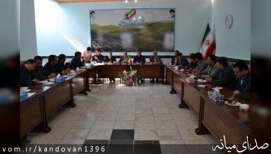 رئیس اداره راه و شهرسازی: در بخش کندوان 9 مورد راه روستایی در دست احداث است