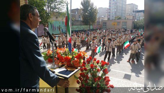فرماندار میانه: دانش آموزان میانه ای، قریب به 3 میلیارد ریال در جشن عاطفه ها مشارکت نقدی داشتند