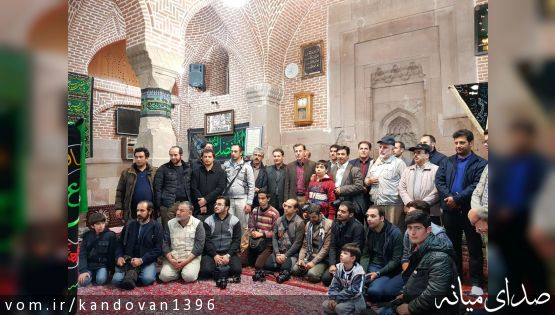 تور یک روزه عکاسی با حضور عکاسان و خبرنگاران استانی و شهرستانی در بخش کندوان برگزار شد