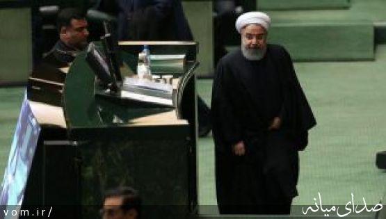 شیویاری در لیست 83 نماینده طرح سوال از روحانی ؛فرمند از عملکرد رییس جمهور راضی است؟