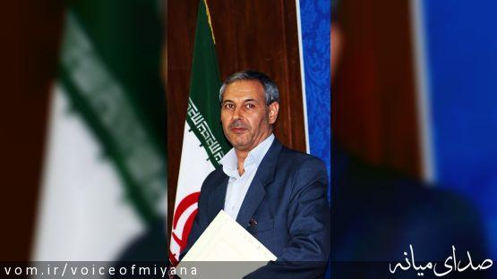 حمید شکری فرماندار ویژه شهرستان مراغه شد +متن حکم