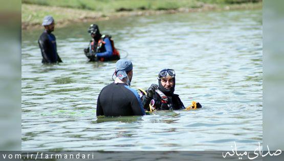 جسد ماهیگیر غرق شده در سد آیدوغموش کشف شد