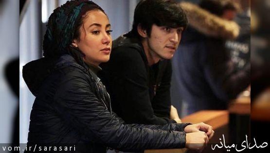 اهدای ۲۰ بیلبورد تبلیغاتی به بهاره افشاری در تهران