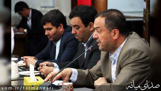 فرماندار ویژه میانه بر ضرورت همکاری و ارتباط روابط عمومی ادارات با خبرنگاران تاکید کرد
