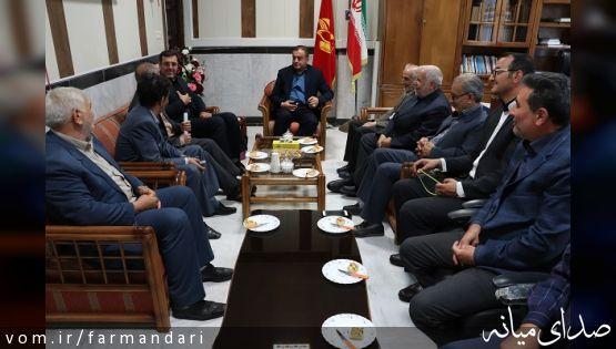 فرماندار ویژه میانه: انجمن حمایت از زندانیان میانه از موثرترین انجمنهای مردم نهاد است