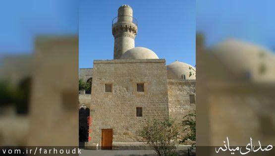 فرضیه ای درباره تاریخچه بنای مسجد سنگی ترک - معماری شروانشاهان