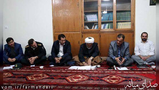فرماندار ویژه میانه: مسئولین ادارات از ظرفیت مساجد برای پاسخگویی بیشتر به مردم بهره ببرند