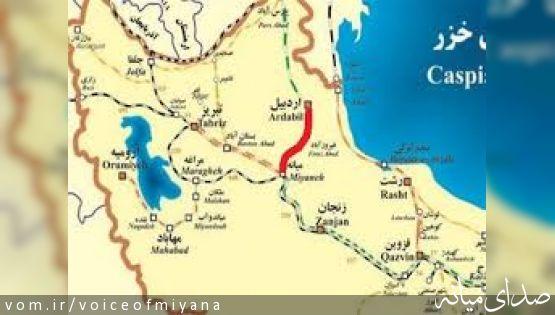 مدیر عامل بانک ملی خطاب به پیمانکاران راهآهن اردبیل - میانه؛ نگران پول نباشید