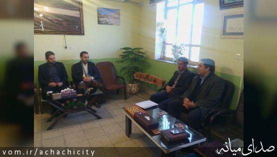برگزاری اولین کمیسیون بند 20 ماده 55 شهرداری آچاچی