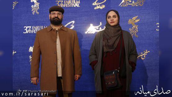 مصاحبه با نرگس آبیار بعد از درخشش فیلمش در جشنواره فجر: هومن سیدی نیامد،با هوتن شکیبا کار کردیم