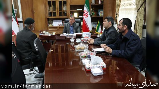 تصاویری از جلسه امروز ملاقات مردمی فرماندار ویژه میانه
