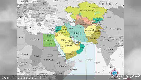 """كشورهای هدف """"سنتكام"""" آمریکا که ایران تروریستی میداند +تصویر"""