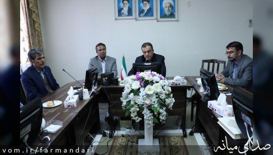 فرماندار ویژه میانه: جانبازان سند افتخار و نقطه قوت نظام اسلامی ایران هستند