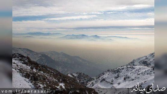 نجات ١٨نفر در ارتفاعات توچال