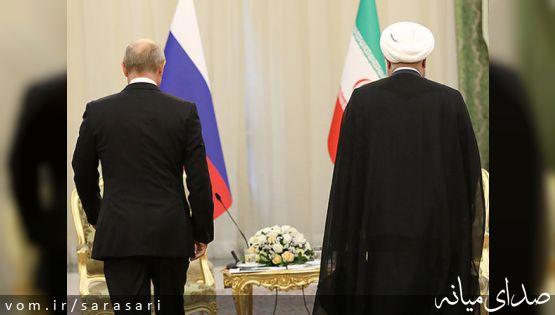 الشرق الاوسط: تنش بین روسیه و ایران ؛همه چیز از دو سفر آغاز شد: سفر اسد به تهران و نتانیاهو به مسکو