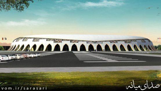 آیا ورزشگاه کربلا را ایرانیها ساخته اند؟
