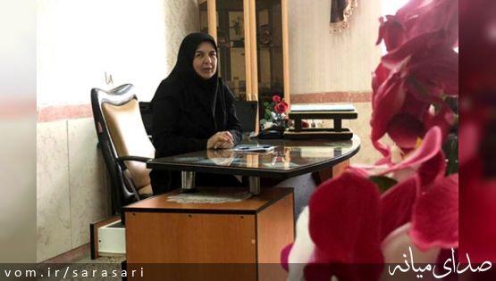 گفتگو با اشرف انگوتی ،معلم نمونه استانی از شهرستان میانه در سال 98