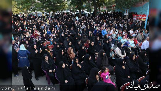 گزارش تصویری از اجتماع خانوادگی حجاب، حافظ حریم خانواده