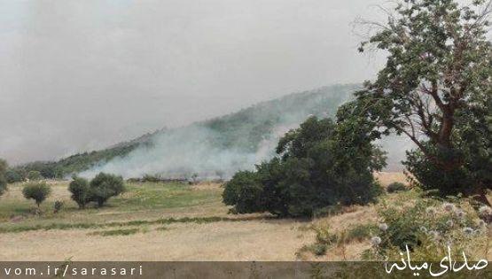 اصابت موشکهای سپاه به مقر کومله و دموکرات ها در کردستان عراق