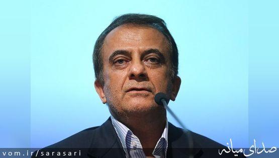 بازداشت یکه زارع ، مدیرعامل ایران خودرو در دفتر کارش!