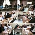هفتمین جلسه کمیسیون نظارت بر اصناف سال 98 شهرستان میانه