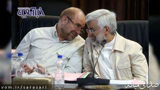 رویارویی انتخاباتی جلیلی و قالیباف ؛برادری اصولگرایانه فقط در قاب عکسهای دونفره