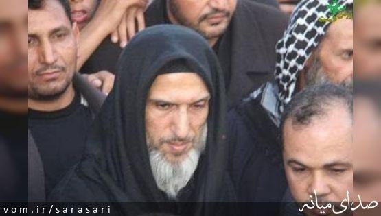 محمود حسن الصرخی دستگیر شد +تصویر