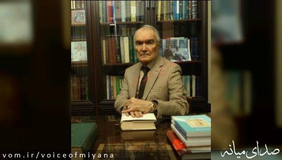 دلنوشته دکتر خواجه دهی به بهانه درگذشت دکتر آقاسی