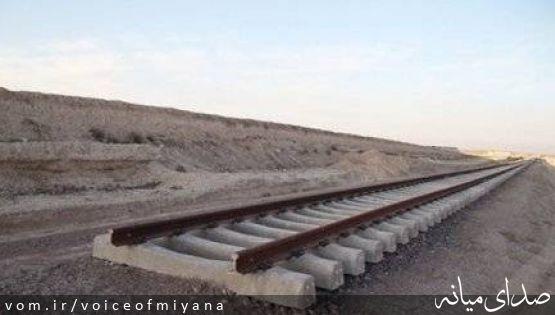 امضای قرارداد برای احداث راه آهن میانه-اردبیل